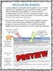 Language Arts Florida Standards (LAFS) 4th Grade Checklist & Task Cards Bundle