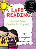 Language Arts Florida Standards (LAFS) 4th Grade Question