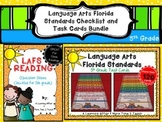 Language Arts Florida Standards (LAFS) 5th Grade Checklist