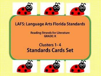 Language Arts Florida Standards - Literature- Kindergarten