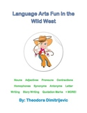 Language Arts Fun in the Wild West Common Core Standards 5.L.5.1 and 5.L.5.1.a