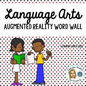 Common Core Language Arts Augmented Reality Word Wall