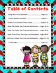 Literacy Centers for 3rd, 4th, 5th, and 6th Grade (February)