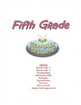 Language Arts - Grade 5