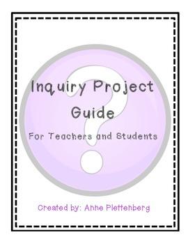 Language Arts- Inquiry Project