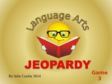 Language Arts Jeopardy Game 3