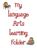 Language Arts Learning Folder