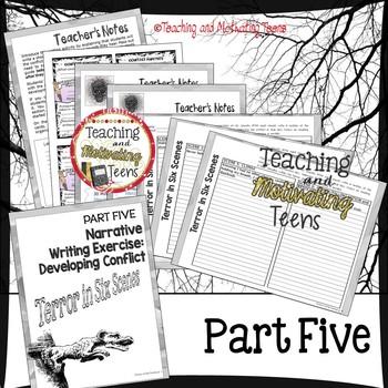 Language Arts Lesson Bundle for Middle & High School