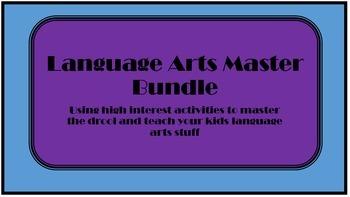 Language Arts Master Bundle
