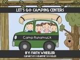 Language Arts & Math - Camping Centers