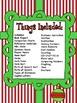 Christmas Language Arts and Math Printables