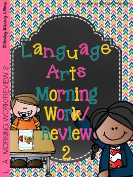 Language Arts Morning Work/Review 2