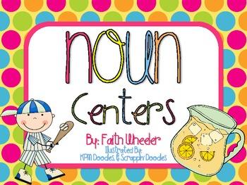 Noun Centers