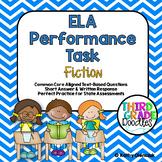 CCSS Language Arts Performance Task -- Fiction