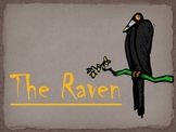 Language Arts (Poetry):  The Raven by Edgar Allan Poe