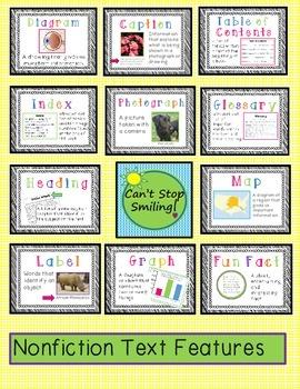 Language Arts Posters Bundle