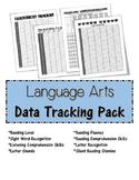 Language Arts/Reading Progress Monitoring and Data Collect