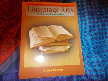 Language Arts Reading Strategies