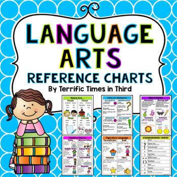 Language Arts Reference Charts