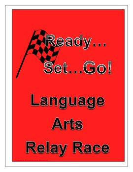 Language Arts Relay Race