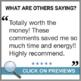 Language Arts Report Card Comments - intermediate/middle school