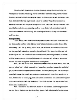 Language Arts-Retelling Non-Fiction Lesson One