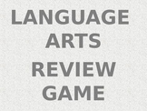 Language Arts Review Game