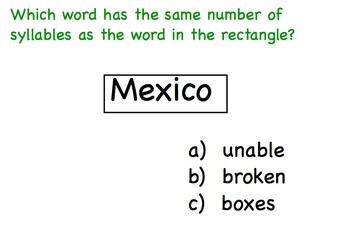 Language Arts Review Second Grade