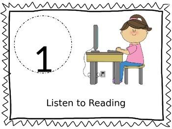 Language Arts Rotation Schedule