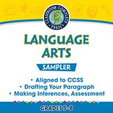 Language Arts Sampler Gr. 5-8