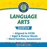 Language Arts Sampler Gr. PK-2