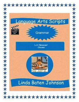 Language Arts Scripts-Clauses