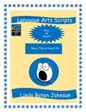 Language Arts Scripts-Nouns