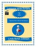 Language Arts Scripts-Verbs