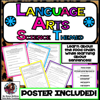 Language Arts Sentence practice