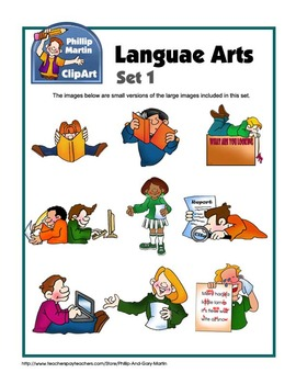 Language Arts Set 1
