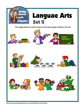 Language Arts Set 2