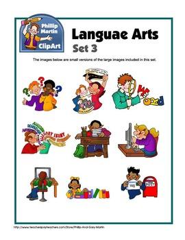 Language Arts Set 3