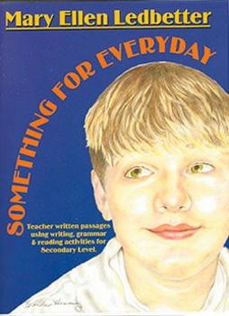 Language Arts: Something For Everyday