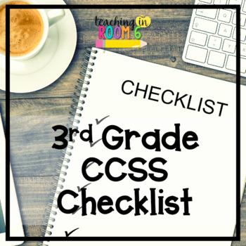 Language Arts Standards Mastery Checklist