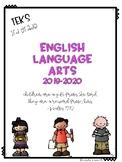 Language Arts TEKS 3rd Grade