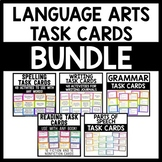 Language Arts Task Cards Bundle