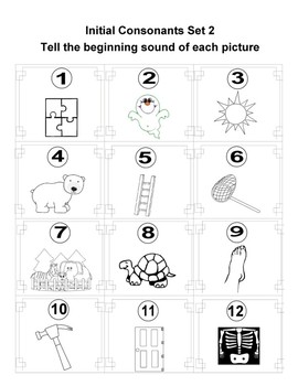 Language Arts Task Cards for 1st Grade Sampler Set