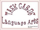 Language Arts TaskCards