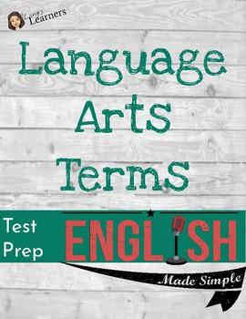 Language Arts Terms