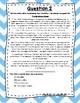Language Arts Test Prep (Combination of Standards) Task Cards Set 12