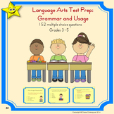 Grammar and Usage Review and Test Prep