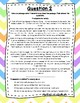 Language Arts Test Prep (Main Idea, Author's Purpose) Task Cards Set 9