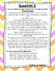 Language Arts Test Prep (Predictions, Inferences, Analysis) Task Cards Set 11