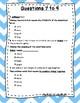 Language Arts Test Prep (Synonyms, Antonyms, Context Clues) Task Cards Set 1